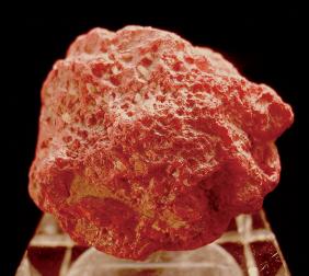 朱砂石晶体